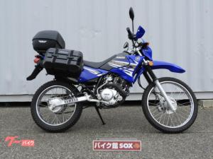 ヤマハ/XTZ125E 2017モデル