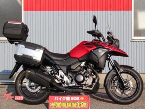 スズキ/V-ストローム250 2017年式