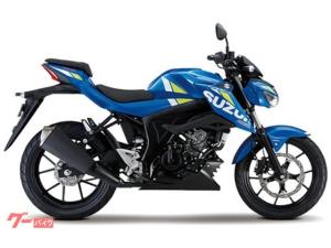 スズキ/GSX-S125 国内M0モデル ブルー