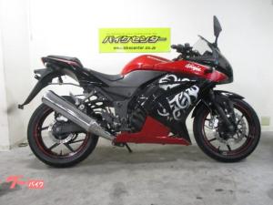 カワサキ/Ninja 250R 2010年モデル インジェクション キー2本
