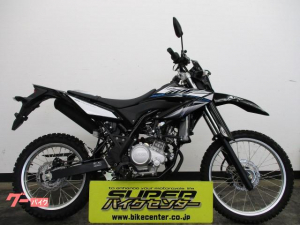 ヤマハ/WR155R 国内未発売モデル ブラック