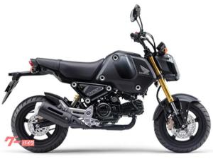 ホンダ/グロム 国内最新モデル JC92型 マットブラック