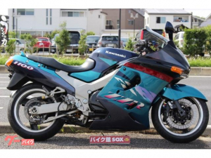 カワサキ/ZZ-R1100 DrSUDAプロジェクト328マフラー装備