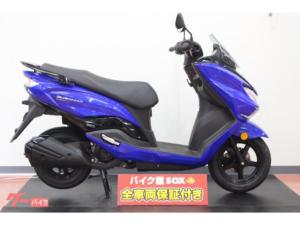 スズキ/バーグマン125 インジェクション 国内未発売モデル