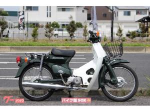 ホンダ/スーパーカブ50DX 1995キャブモデル