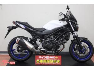 スズキ/SV650 ABS 2016年モデル