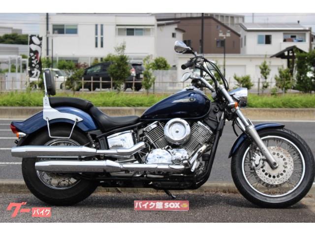 ヤマハ ドラッグスター1100の画像(茨城県