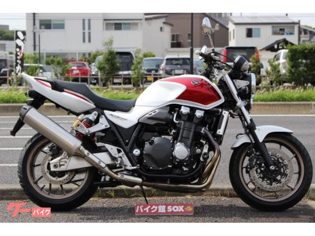 ホンダ CB1300Super Four keeperコート施工済みの画像(茨城県