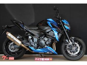 スズキ/GSX-S750 ヨシムラサイレンサー