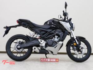 ホンダ/CB125R 2019年モデル