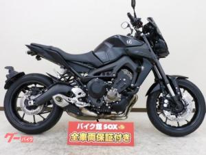 ヤマハ/MT-09 2018年モデル
