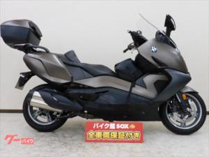 BMW/C650GT リアボックス・タンクバッグ付