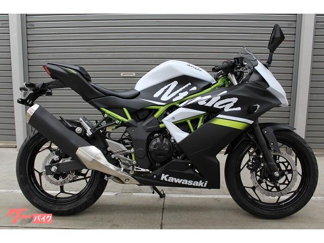 カワサキ Ninja 250SL 国内販売終了モデルの画像(大阪府