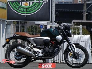 ホンダ/CB190SS ABS 国内未発売モデル