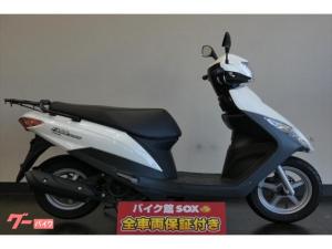 スズキ/アドレス125 2019年モデル