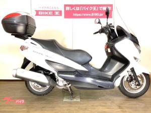 スズキ/バーグマン200 2014年モデル リアボックス付き フルノーマル