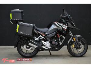 ホンダ/CB190X 国内未発売モデル