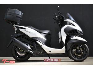 ヤマハ/トリシティ ABS 2020モデル グリップヒーター リアボックス