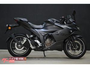 スズキ/GIXXER SF 250(2019年式) 輸入モデル