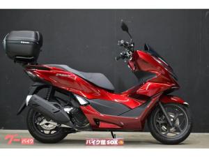 ホンダ/PCX 2021年モデル リアボックス