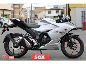 スズキ/GIXXER SF 150 2019年 国内未発売モデル