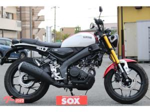 ヤマハ/XSR155 国内未発売モデル