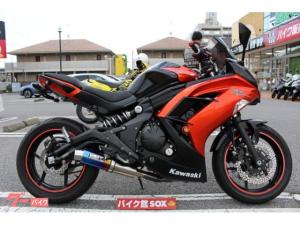 カワサキ/Ninja 400 2014年モデル WR'Sマフラー