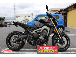 ヤマハ/MT-09 2014年モデル SP忠男マフラー