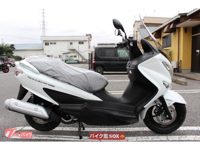 スズキ バーグマン200の画像(栃木県
