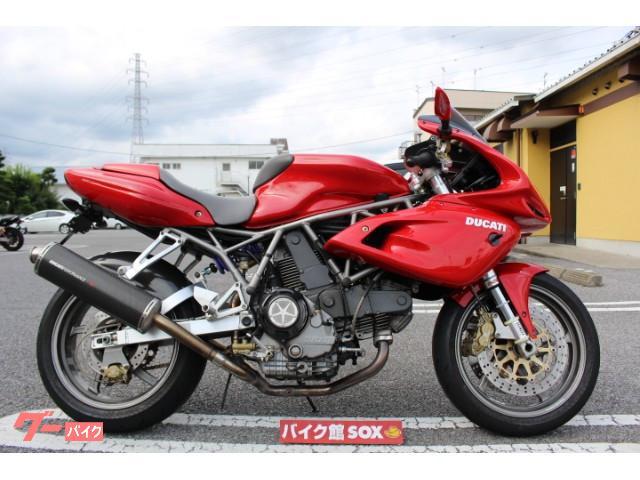 DUCATI SS900IE 2001年モデルの画像(栃木県