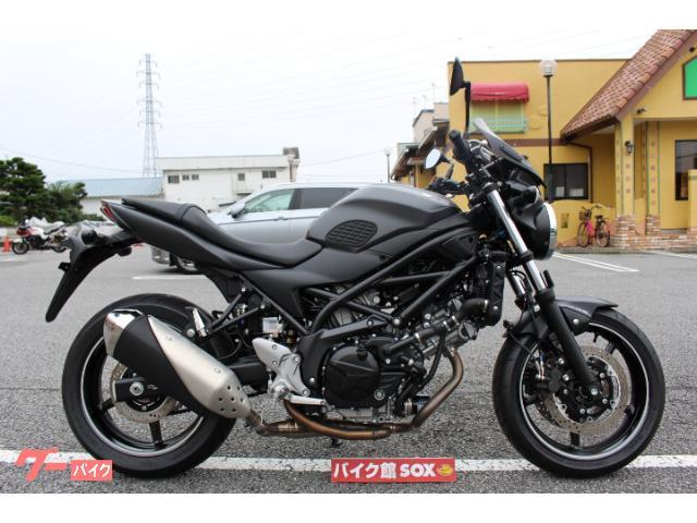 スズキ SV650 ABS 2016年モデルの画像(栃木県