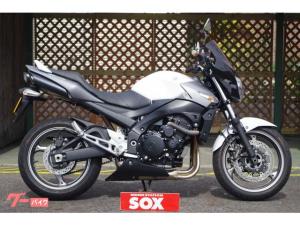 スズキ/GSR400 ABS スクリーン装備
