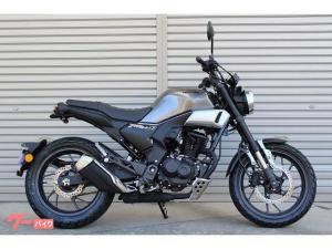 ホンダ/CBF190TR ABS 国内未発売モデル