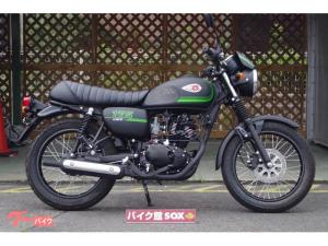 カワサキ/W175Cafe 2020年NEWカラー 国内未発売モデル