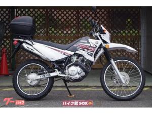 ヤマハ/XTZ125E リアボックス装備