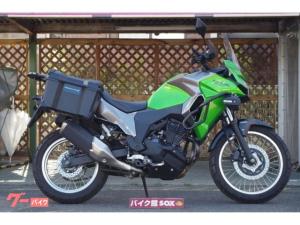 カワサキ/VERSYSーX 250 ツアラー 2017年モデル