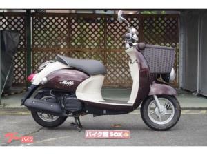 ヤマハ/ビーノモルフェ 2011年モデル