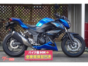 カワサキ/Z250 ABS 2015モデル USB電源 ヘルメットホルダー装備