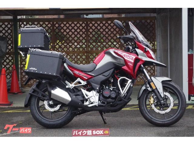 ホンダ CB190X3点パニア標準装備 国内未発売モデルの画像(滋賀県