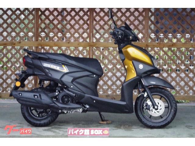 ヤマハ シグナスRAY ZR 125 インジェクション 国内未発売モデルの画像(滋賀県
