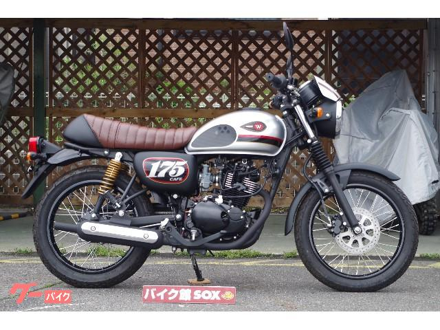 カワサキ W175Cafe  国内未発売モデルの画像(滋賀県