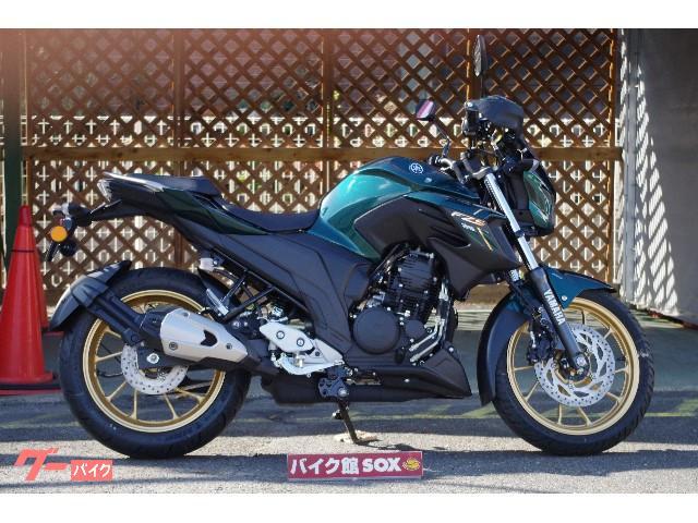 ヤマハ FZS25 ABS BS6対応 国内未発売モデルの画像(滋賀県