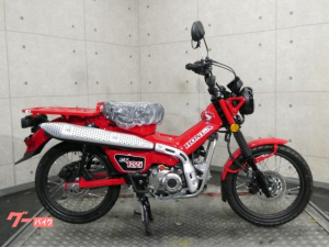 ホンダ/CT125ハンターカブ 36909