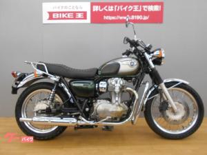 カワサキ/W800 エンジンガード リアキャリア