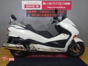 ホンダ/フォルツァ・Z 2011年モデル バックレスト MF10