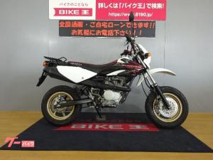 ホンダ/XR100 モタード 2008年モデル リアキャリア