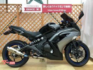 カワサキ/Ninja 400 ワンオーナー OVERマフラー セパハン仕様