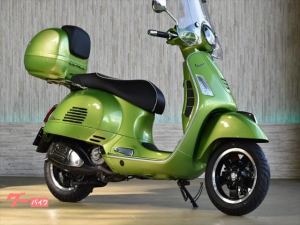 VESPA/GTS300ie Super