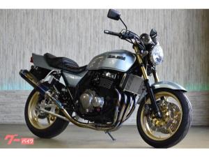 カワサキ/ZRX400-II ゲイルスピードマフラーフルカスタム