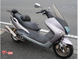 ヤマハ/マジェスティ125 FI シルバー
